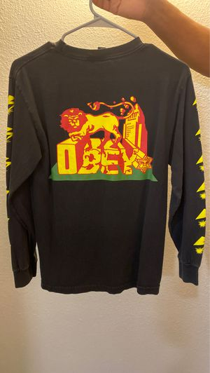 OBEY Bad Brains Long Sleeve Men's/unisex Small for Sale in Rancho Cucamonga, CA