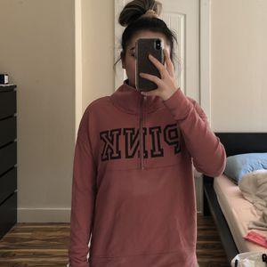 Pink quarter zip sweatshirt for Sale in SeaTac, WA