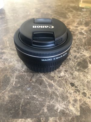 Canon 24mm Lens for Sale in Buena Park, CA