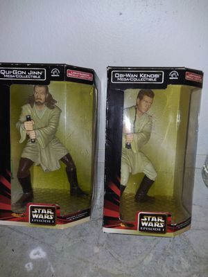 Star wars collectable figures for Sale in San Diego, CA