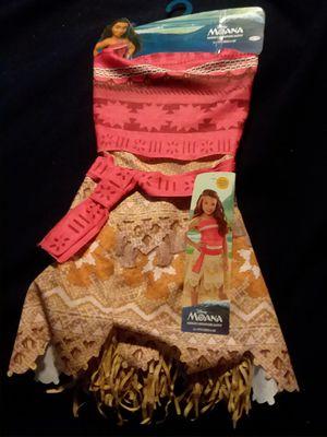 Moana costume for Sale in Bremerton, WA