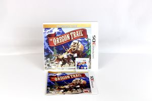 Oregon Trail Nintendo 3DS for Sale in Houston, TX