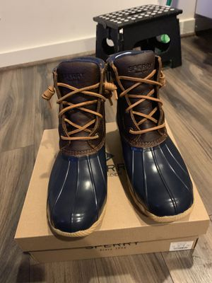Women's Sperry Duck Boots for Sale in Reston, VA