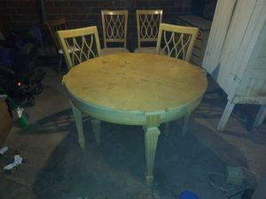 Dining Table for Sale in Weston, WV