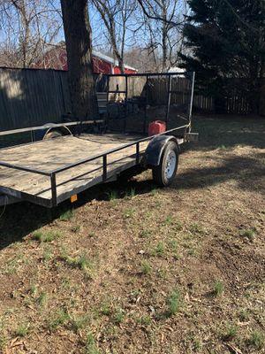 Landscaping trailer for Sale in Brandywine, MD
