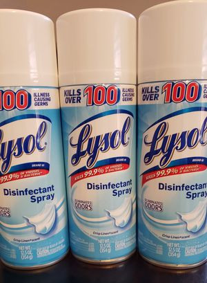 12.5 oz lysol spray for Sale in South Gate, CA