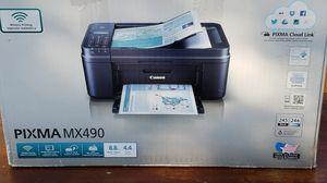Canon PIXMA MX490 Wireless Print Copy Scan Fax for Sale in Austin, TX