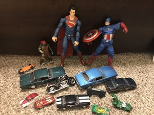Toys. Action Figures and Cars for Sale in Oceanside, CA