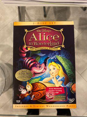 Walt Disney's Alice in wonderland brand new DVD for Sale in Queens, NY