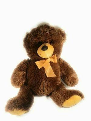 Bear Teddy Brown Plush Stuffed Toy Animal Soft for Sale in Houston, TX