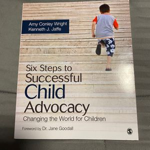 Six Steps to Successful Child Advocacy textbook for Sale in Modesto, CA