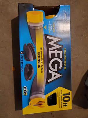 Mega RV Drain Tubes 10ft Extensions for Sale in Sacramento, CA