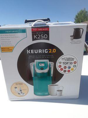 Keurig 2.0 model number K-250 for Sale in Denver, CO