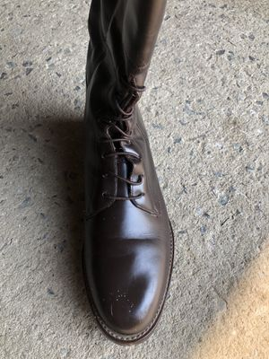 Nine West fashion riding field boots women's size 9m for Sale in Leesburg, VA