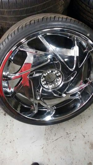 Brand new 26's with tires for Sale in Cleveland, OH