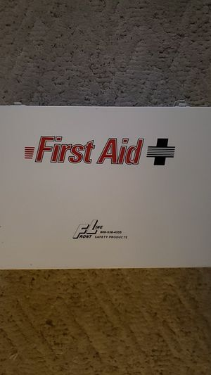 First aid kit for Sale in San Diego, CA
