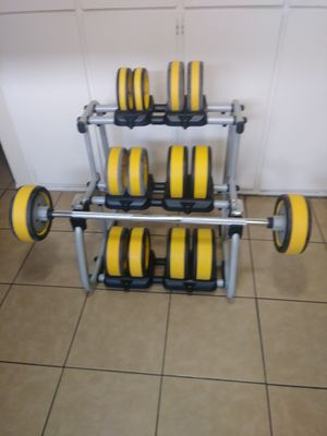 Nubell Dumbbells for Sale in Upland, CA