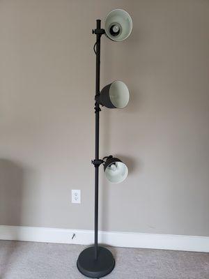 Floor Lamp with 3 Spot Lights for Sale in Atlanta, GA