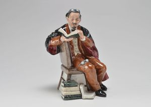 """$7.00 Sipping Available! Collectible and Numbered 1964 Royal Doulton """"The Professor """" for Sale in Mason, OH"""