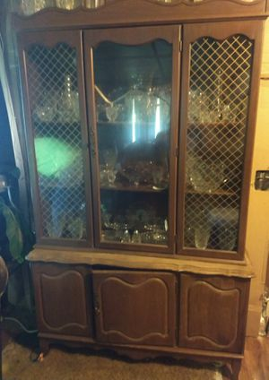 Vintage cabinet for Sale in College Grove, TN