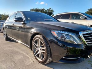 2014 Mercedes-Benz S-Class for Sale in Orlando, FL