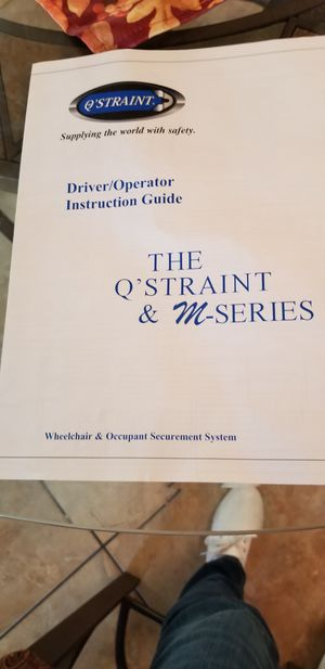 O'Straint for Sale in Victorville, CA