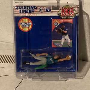 1995 Alex Rodriguez Starting Lineup Figure New In Case for Sale in Euclid, OH