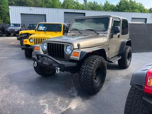 2005 Jeep Wrangler for Sale in Riverview, FL