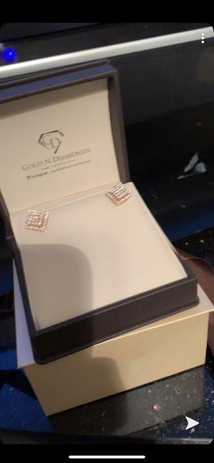 Gold & Diamond Tampa 14k gold 2c diamonds for Sale in Tampa, FL