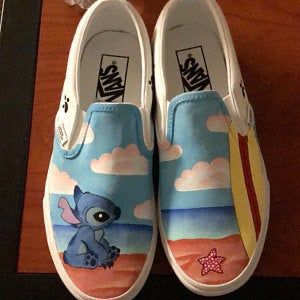 Custom Shoes | Vans for Sale in Ontario, CA