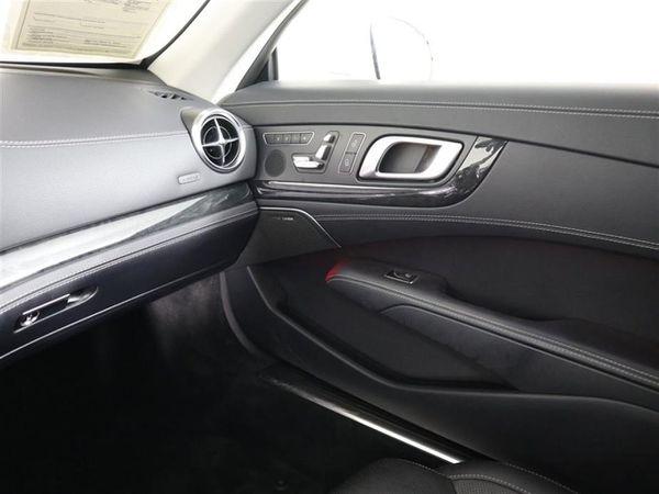 2016 Mercedes-Benz SL-Class