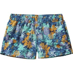 """NWT Patagonia Barely Baggies Shorts 2 1/2"""" Size XXS Women's tropical blue floral - brand new MSRP $49 for Sale in Portland, OR"""