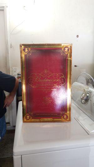 Budweiser 1876 Millennium Limited Edition Bottle for Sale in San Jose, CA