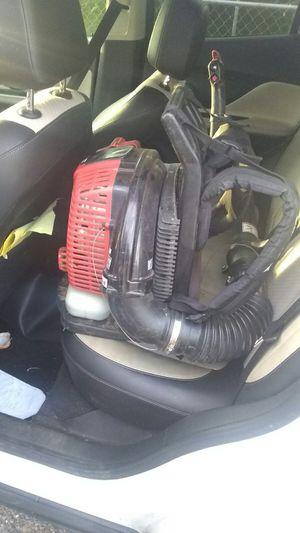 Shindaiwa eb802 category 3 blower for Sale in Phoenix, AZ