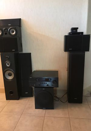 Sony/Bose Surround Sound for Sale in Lakewood Ranch, FL