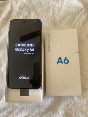 Samsung galaxy A6 unlocked for Sale in Bakersfield, CA