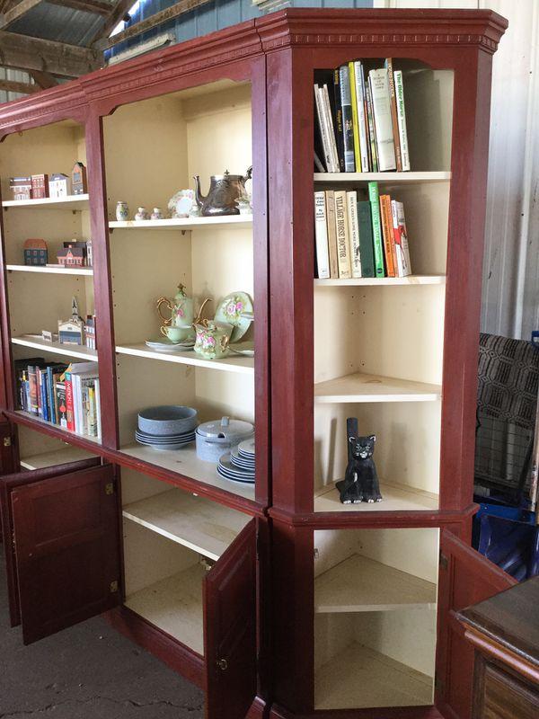 Bookshelf Wall Unit. NO HOLDS. SOLD