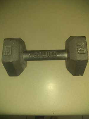 12 lbs. Dumbbell for Sale in Homestead, FL
