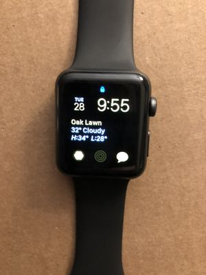 Brand New Apple series 3 Watch GPS& Cellular for Sale in Chicago, IL