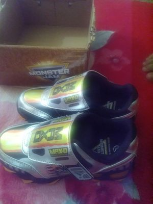 Monster jam shoes. for Sale in Kennewick, WA