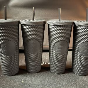 Starbucks Black Studded Tumbler Cup for Sale in Los Angeles, CA