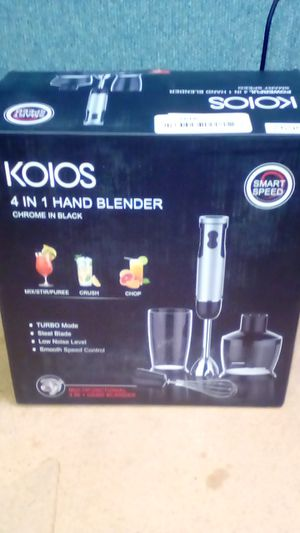4 in 1 handheld blender for Sale in Chino, CA