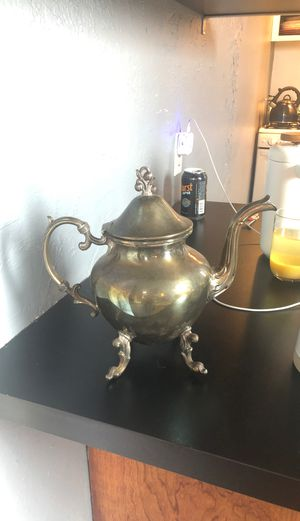 Beauty and the beast teapot for Sale in Tacoma, WA
