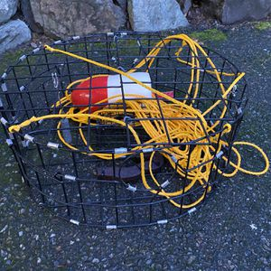 Round Crab Pot for Sale in Lynnwood, WA