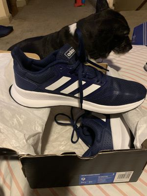 Adidas Blue Questarstrike athletic sneakers for Sale in Houston, TX