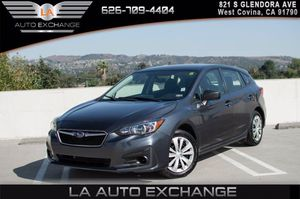 2017 Subaru Impreza for Sale in West Covina, CA