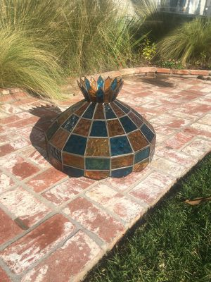 Tulip lamp shade for Sale in San Diego, CA