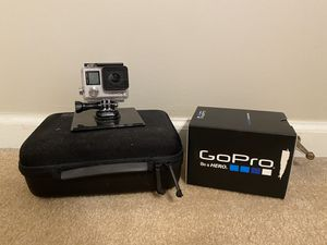 GoPro Hero 4 Silver with accessories for Sale in Clarksburg, MD