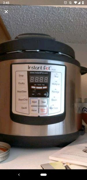 Instant Pot for Sale in Kansas City, MO