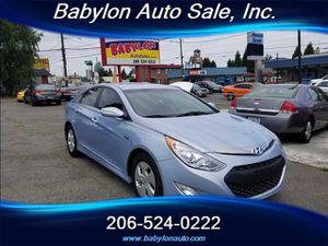 2012 Hyundai Sonata for Sale in Seattle, WA